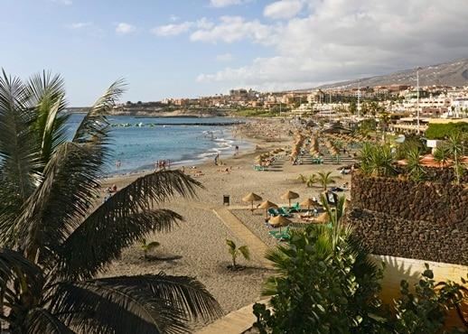 Playa de las Americas, Spánn