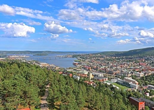 松茲瓦爾, 瑞典
