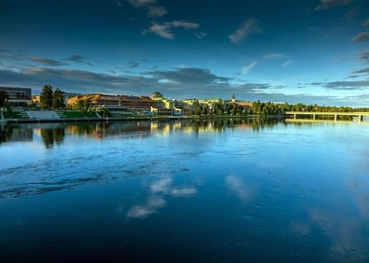 Skelleftea, Suecia
