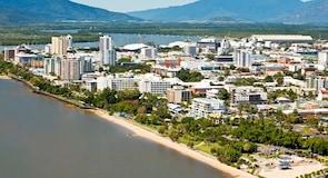 Bulwar w Cairns