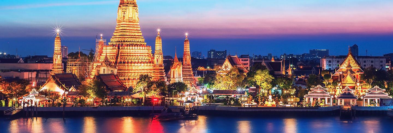 曼谷, 泰国
