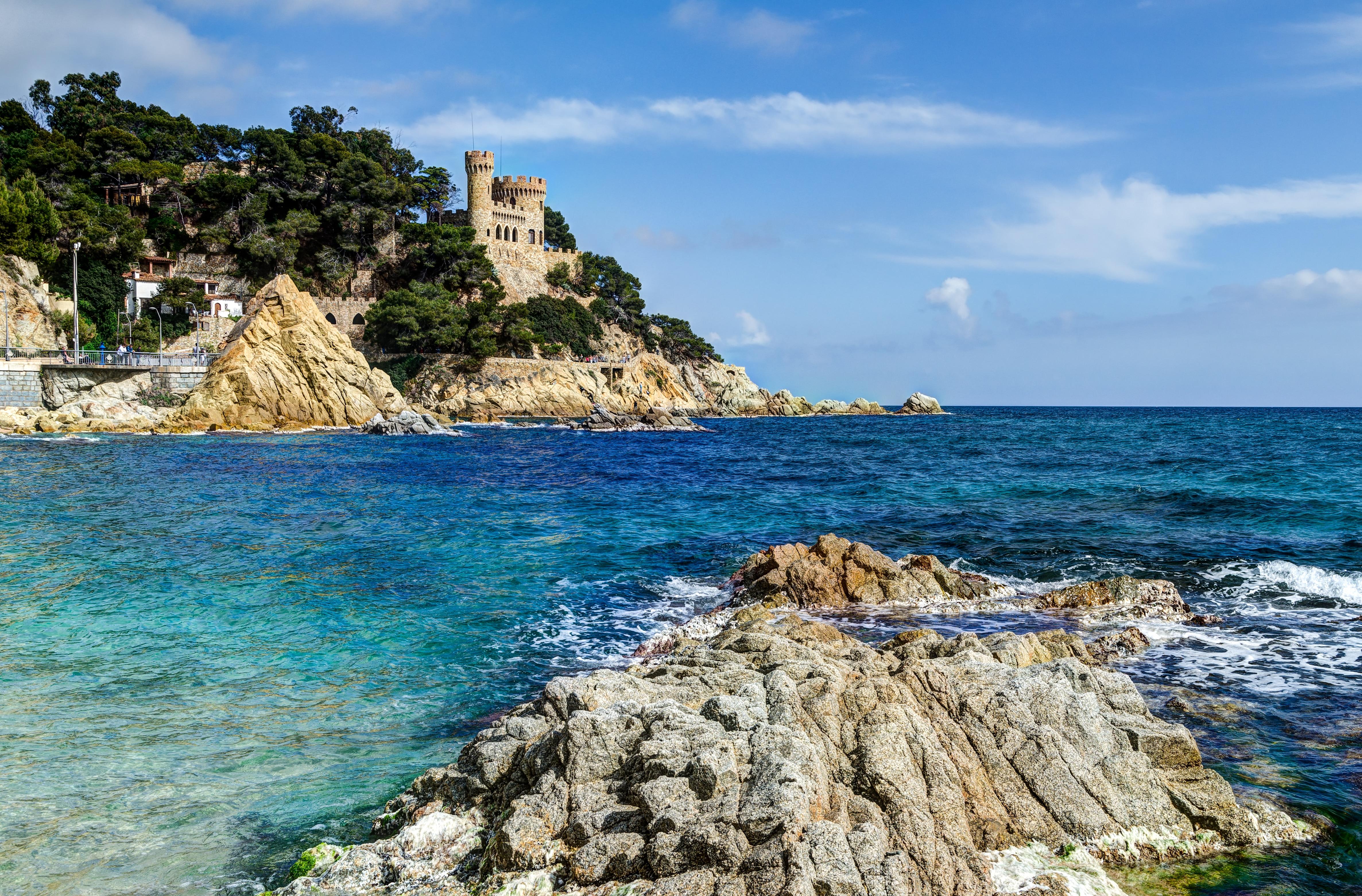Lloret de Mar, Spanien