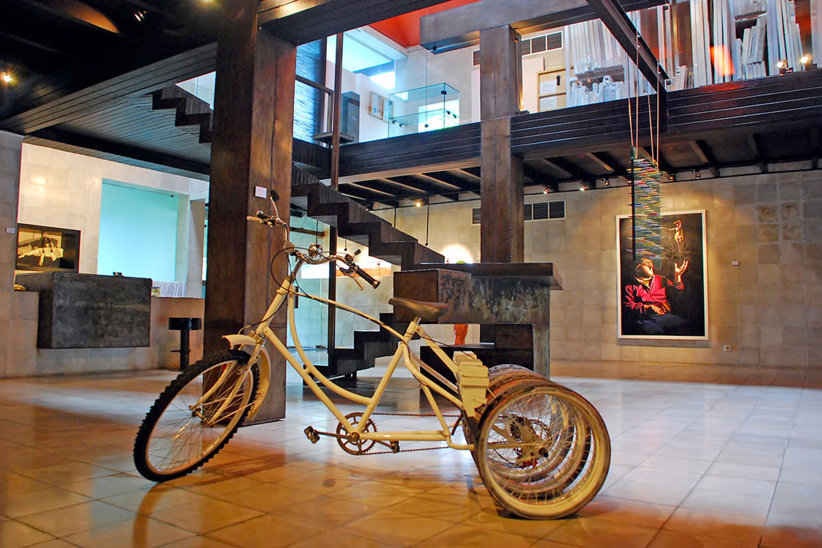 Jalan Raya Seminyak In Bali Seminyak Shopping And Walking Street