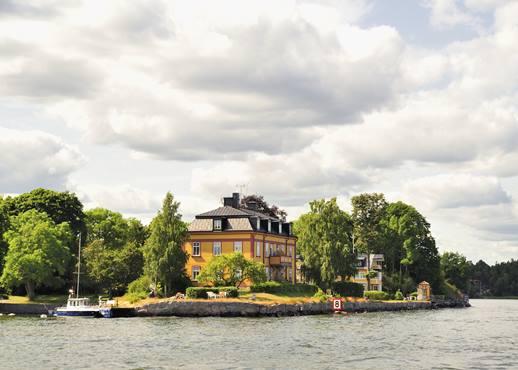 Vaxholm, Suecia