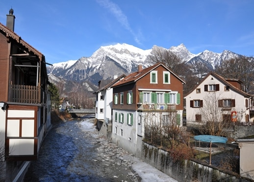 Bad Ragaz, Switzerland