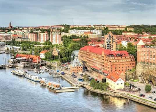 Gēteborga, Zviedrija