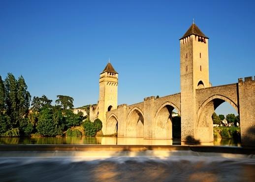 Roc Amadour, Francia