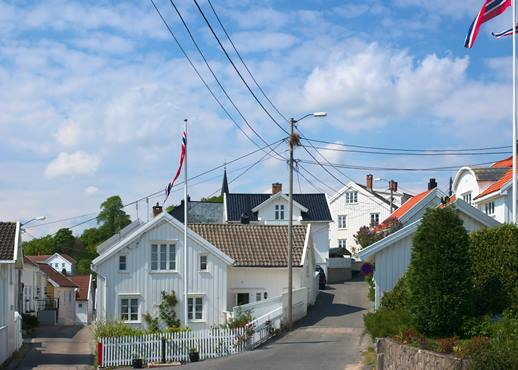 Grimstad, Norge