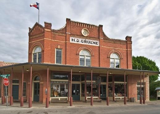 新布朗菲斯, 德州, 美國