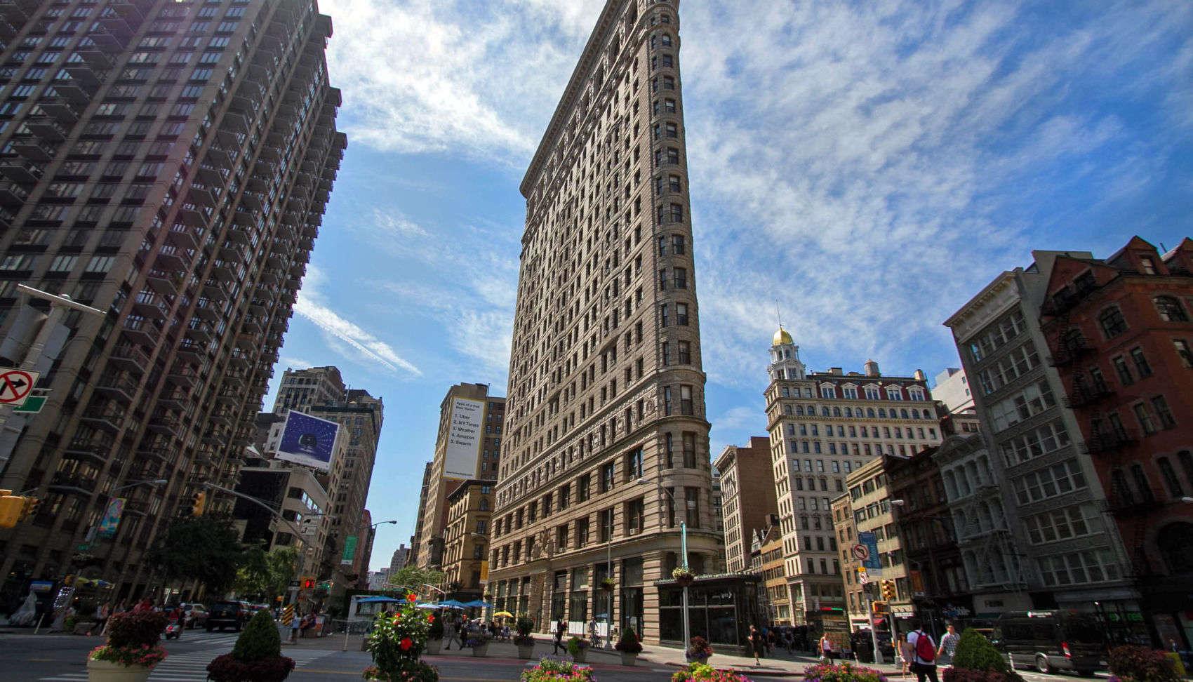 Top 10 Flatiron District Hotels Near Building New York
