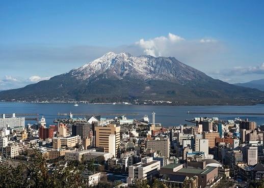 鹿兒島, 日本