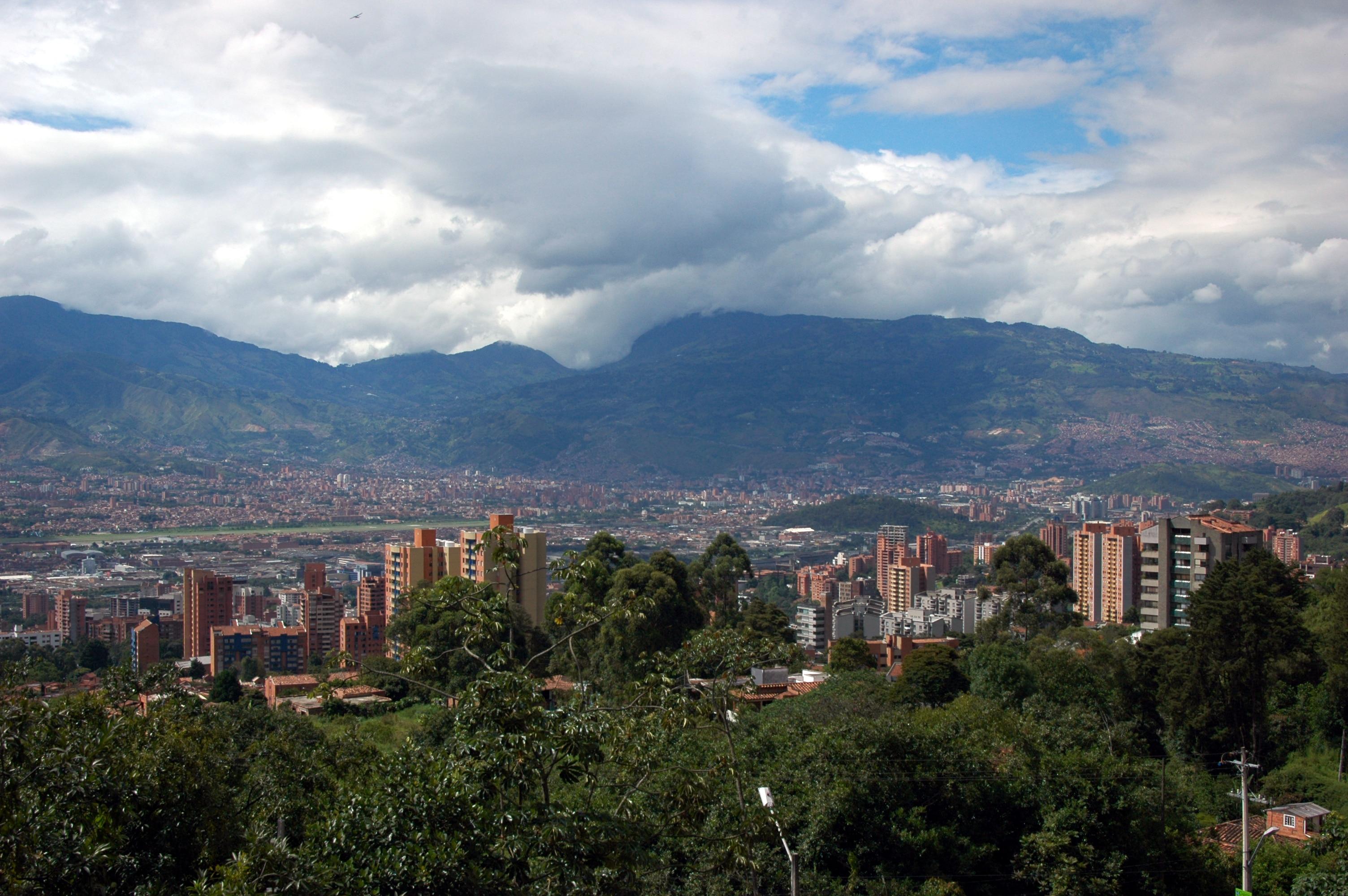 Villavicencio, Kólumbía