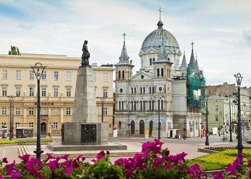 Lódz, Polen