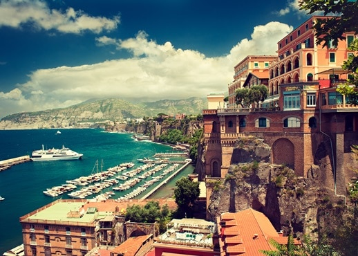 Piano di Sorrento, Italia