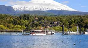 Caburgua-søen