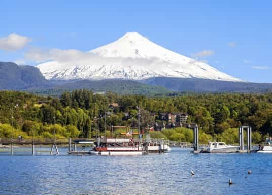 Villarrica, Chile