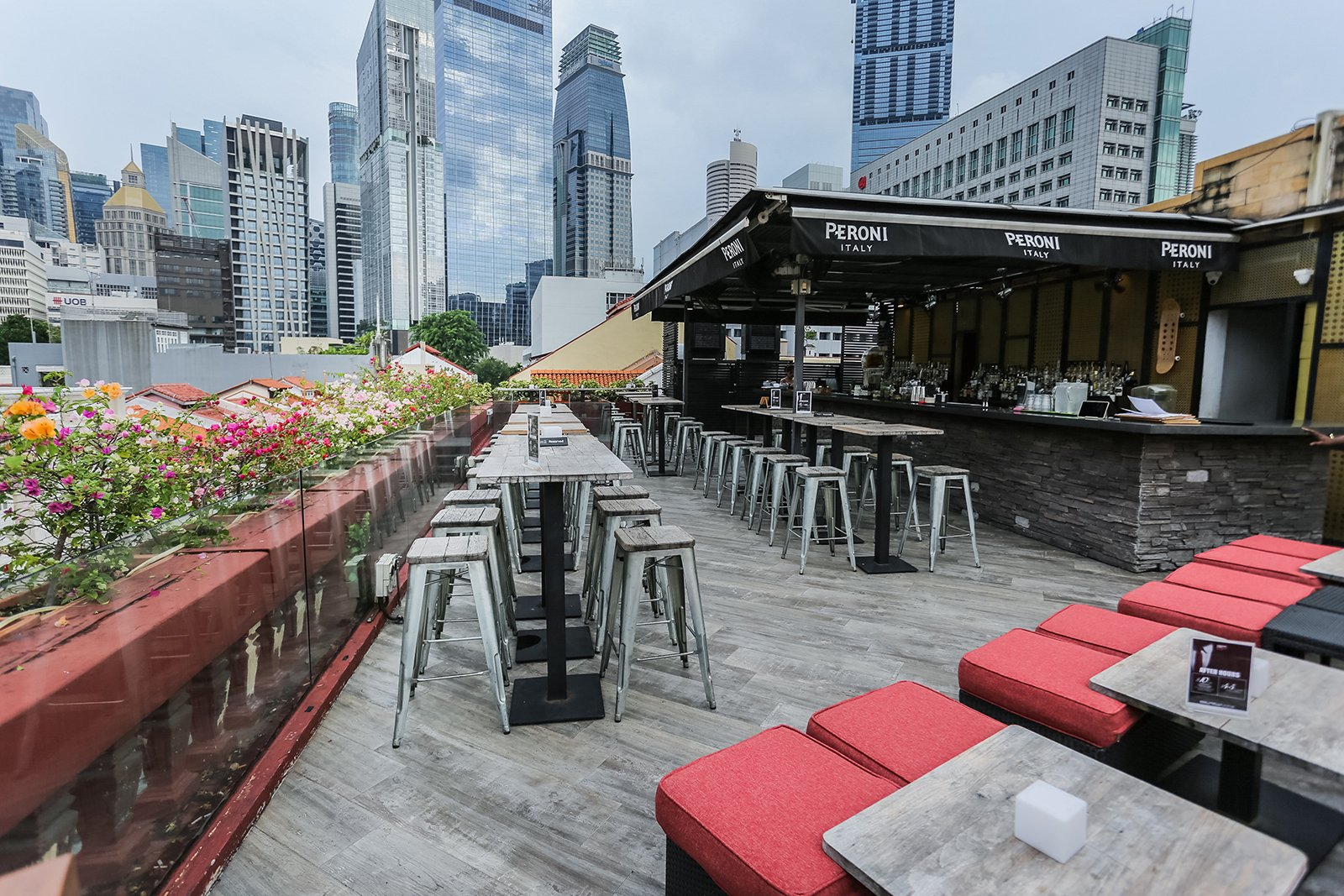 4 Cool Bars Around Club Street Singapore - Nightlife in ...