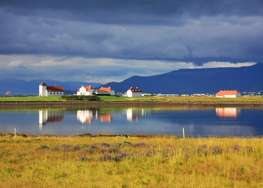 Kópavogur, Island
