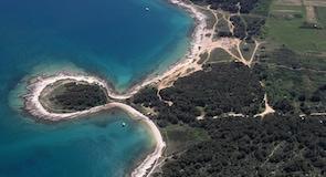 Spiaggia Punta Verudela