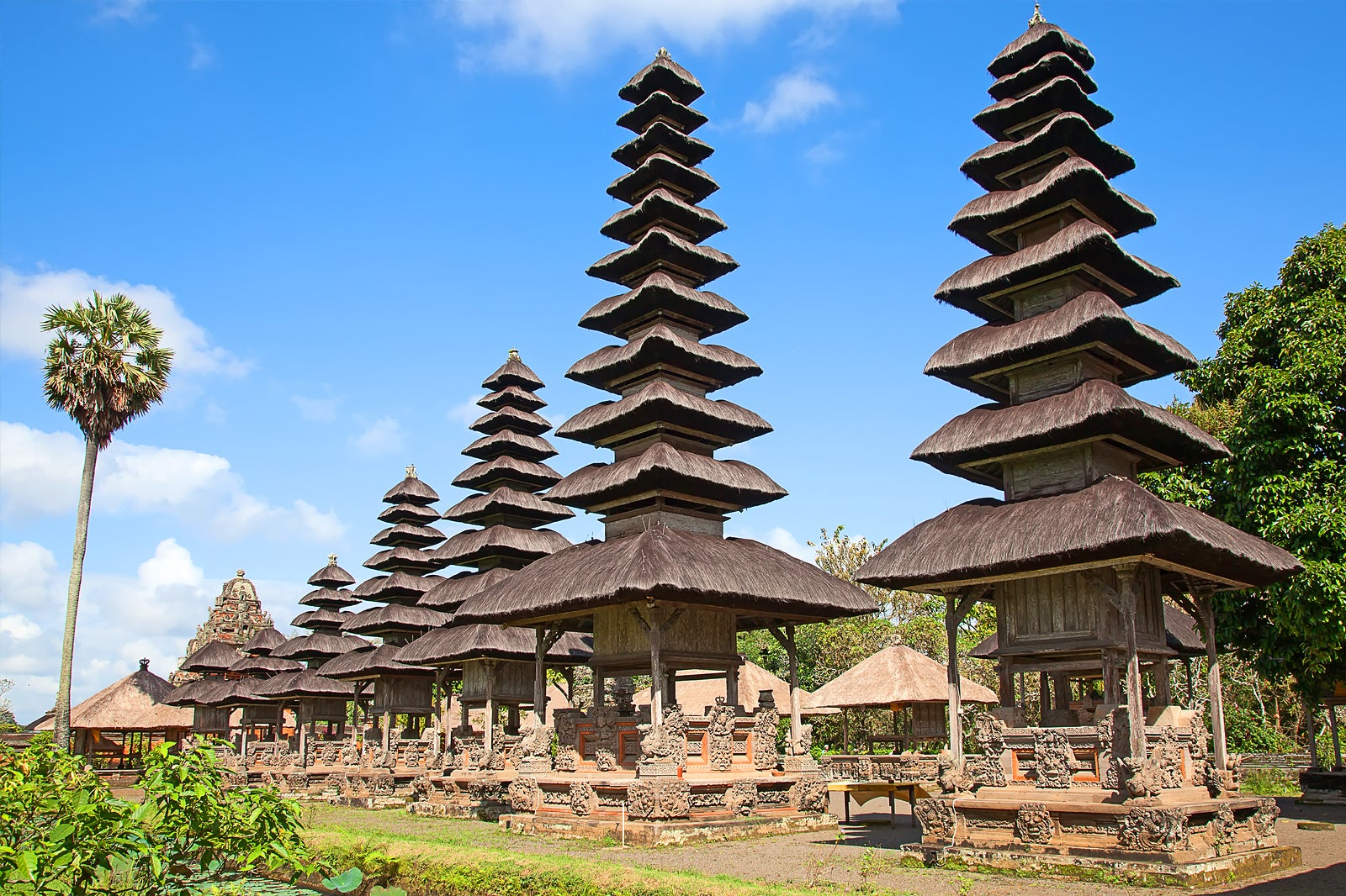 Taman Ayun Temple in Bali - Scenic Balinese Temple and Garden Complex