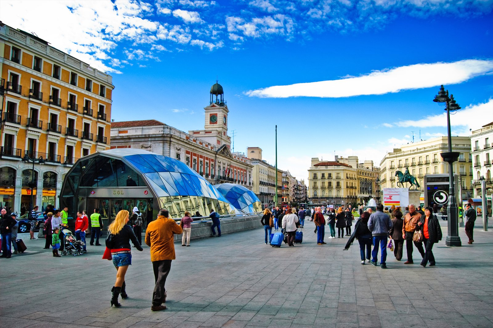 Where to Stay in Madrid? - A Travel Guide to Madrid's