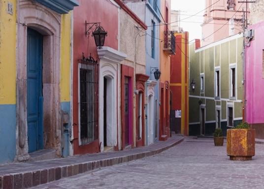 ซิวดัดวิกโตเรีย, เม็กซิโก