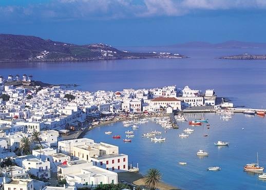 Mykonos (ville), Grèce
