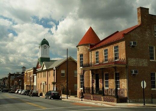 Charles Town, Länsi-Virginia, Yhdysvallat