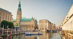 Congress Center Hamburg (kokouskeskus)