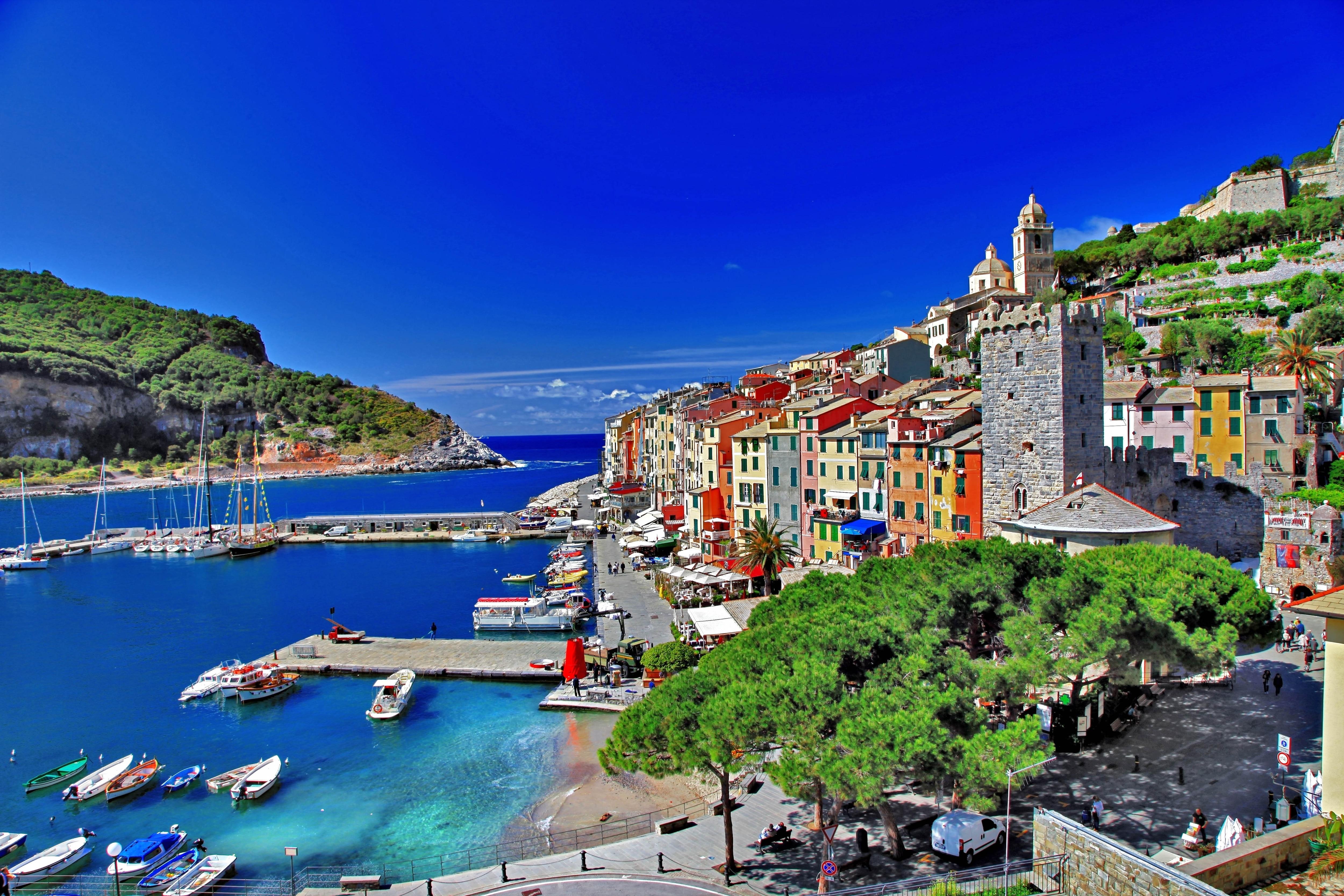 Liguria, Itaalia