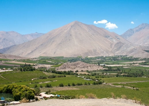 Ovalle, Chile