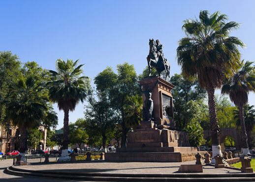 Morelia, Mexique