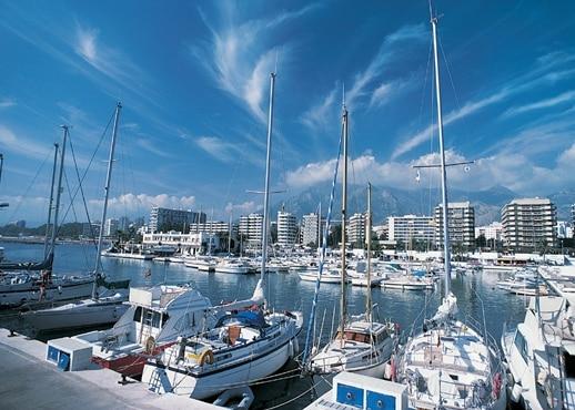 Port d'Alcudia, Spain