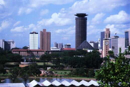 奈洛比, 肯亞