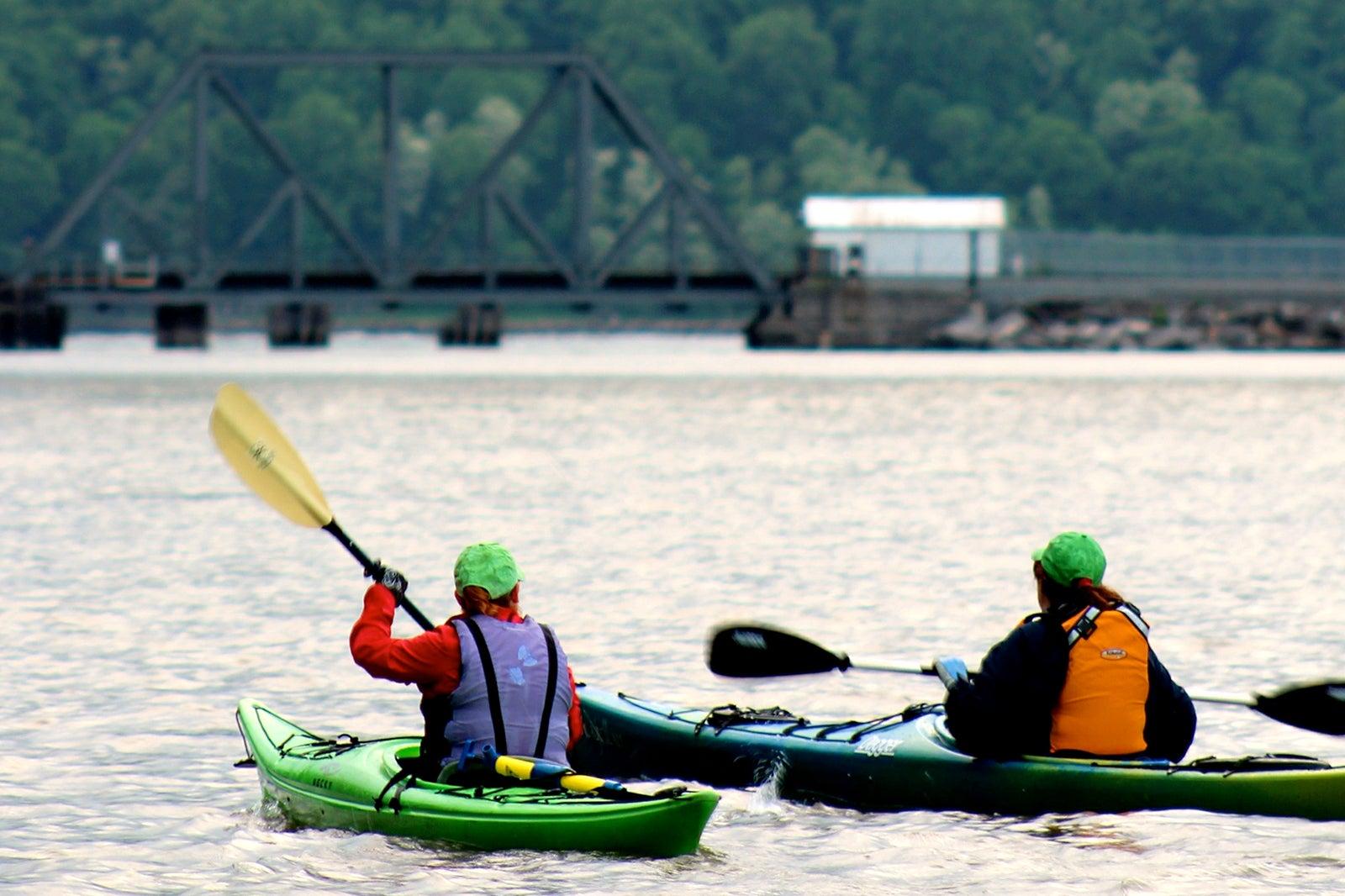 Kayaking In Orlando Where To Go Canoeing In Orlando
