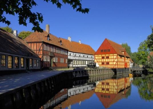 Аархус (и окрестности), Дания