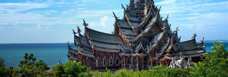 芭堤雅, 泰國