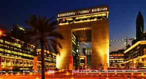 Dubai International Financial Centre (Internationales Finanzzentrum)