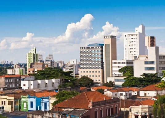 Paulinia, Brasilien
