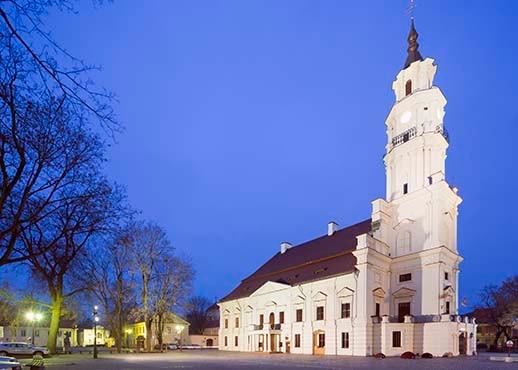 Kauņa, Lietuva