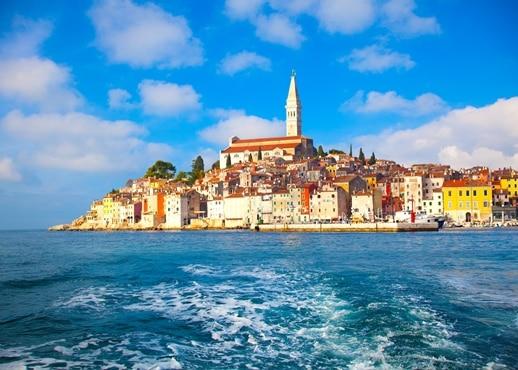 Istarska županija, Hrvatska