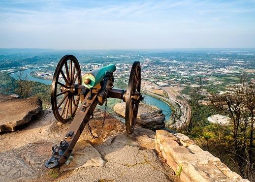 Lookout Mountain, Τζόρτζια, Ηνωμένες Πολιτείες