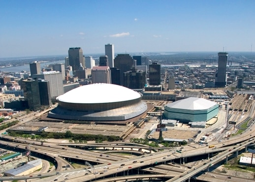 Top 10 New Orleans Hotels Near Smoothie King Center Louisiana