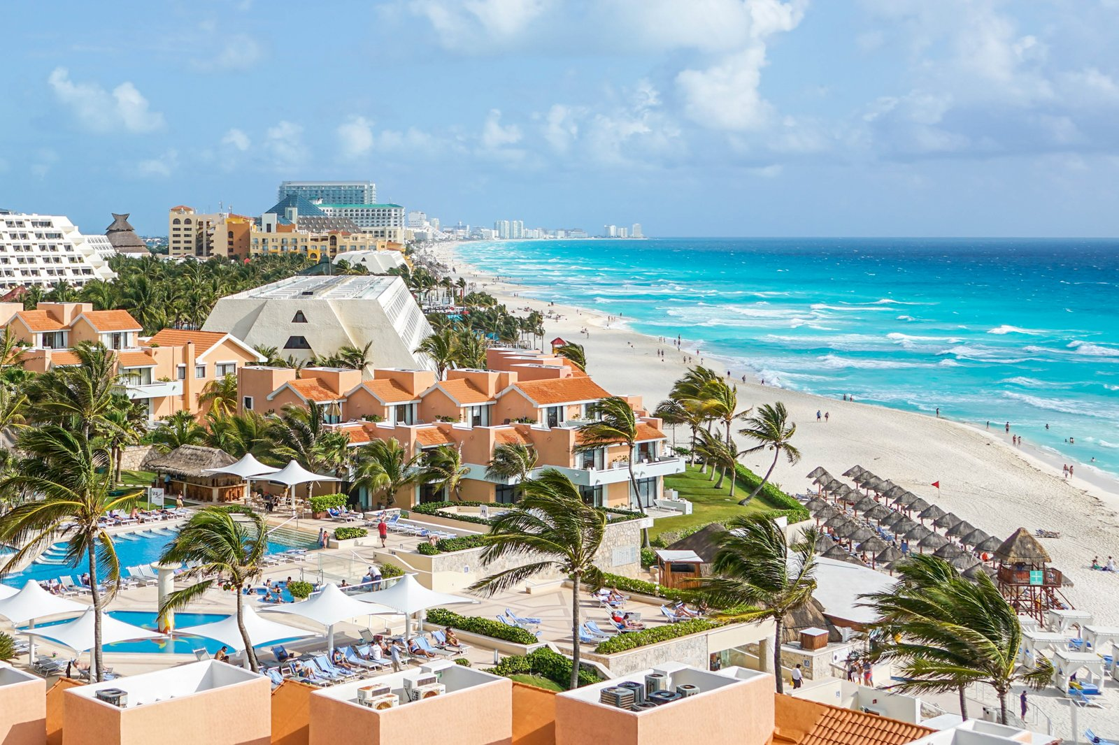 Hotels cancun party spring break Best Party