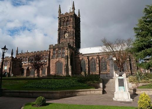 Wolverhampton, Storbritannien