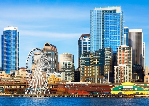 Top 10 Seattle Hotels Near Waterfront King County