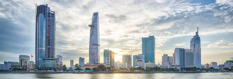 Bandar Raya Ho Chi Minh, Vietnam