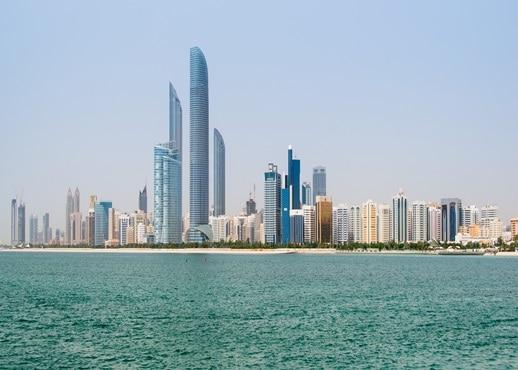 Abu Dhabi Corniche, Yhdistyneet arabiemiirikunnat