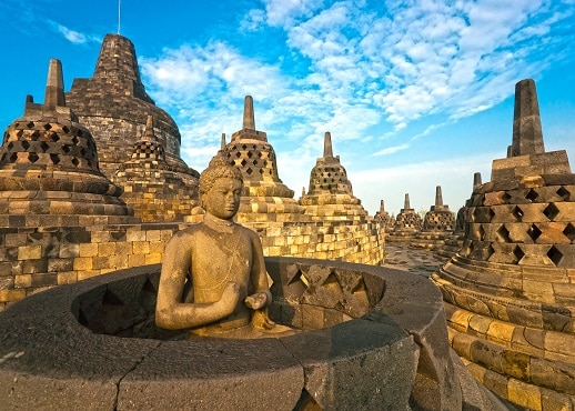 ジョグジャカルタ, インドネシア