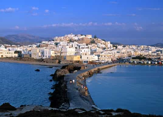 ناكسوس, اليونان